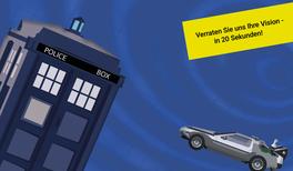 Videowettbewerb: Physik in der Zukunft