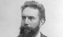 Vor 175 Jahren, im Gründungsjahr der DPG, wurde Wilhelm Conrad Röntgen geboren.