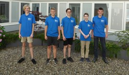 Die DPG gratuliert dem deutschen Schülerteam bei der Internationalen PhysikOlympiade 2021 zu einer beeindruckenden Leistung