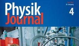 Physik Journal 4/2021