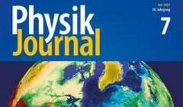 Physik Journal 7/2021